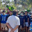Warga Protes Jalan Rusak, Camat Selong : Sudah Masuk DPA