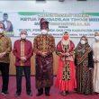 Forkopimda Asahan Sambut Kedatangan Ketua Pengadilan Tinggi Medan