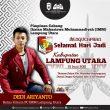 Dukung Program Pemerintah, Dedi Ariyanto: Kritik Diperlukan Untuk Perubahan Lampung Utara