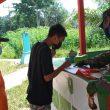 Koramil 10/Balai Melaksanakan Pemantauan Dan Sosialisasi Himbauan 5 M DiPosko PPKM Mikro