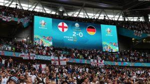 PM Inggris Tak Berencana Kurangi Penonton Euro 2020