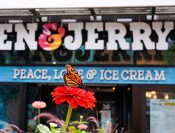 """Es Krim """"Ben & Jerry's"""" Hentikan Penjualan di Wilayah Pendudukan Tepi Barat"""