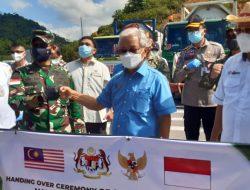 Kalbar Dibantu Oksigen dari Malaysia selama Penanganan Covid-19