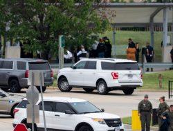 Polisi Pentagon, Tersangka Tewas Dalam Serangan di Stasiun Bus Metro