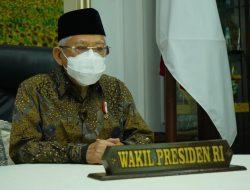 Wapres: 605 Tokoh Islam Meninggal Sepanjang Pandemi