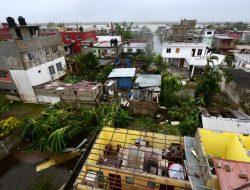 Badai Grace Hantam Meksiko, 8 Tewas