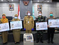 Gubernur Kalbar Salurkan Bantuan Oksigen Konsentrator untuk Rumah Sakit