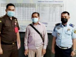 Terpidana Penyeludup Ponsel Sempat di Laporkan Meninggal, Berhasil ditangkap Kejari Bengkayang