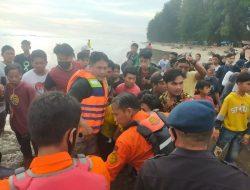 3 Orang Warga Padang Terseret Ombak, Satu Meninggal Dunia, Satu Hilang, Satu Selamat