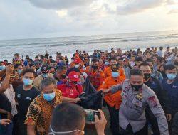 Korban Terakhir Terseret Ombak di Pasir Jambak Padang ditemukan