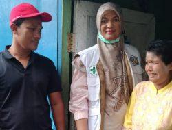 Isak Tangis Wanita Dipasung Selama 6 Tahun di Lhokseumawe
