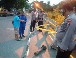 Nelayan Padang Temukan Benda Diduga Proyektil Peluru Penghancur