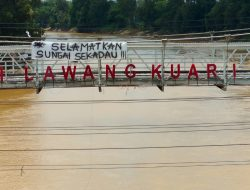 Pencemaran Sungai Sekadau Terkesan Dibiarkan, DPRD Panggil Instansi Terkait