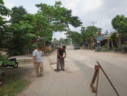 Warga Pinang Sebatang Timur Minta Bupati Siak Perhatikan Jalan Rusak