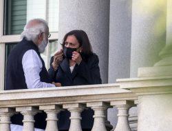 Bertemu Modi, Kamala Harris Sampaikan Terima Kasih untuk Sumbangsih India pada Vaksin COVID