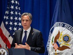 Blinken Pahami Pengunduran Diri Utusan AS untuk Haiti