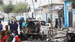 Sedikitnya 8 Tewas Akibat Bom Mobil Bunuh Diri di Somalia