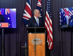 China, Prancis Kecam Kesepakatan AS, Inggris Bantu Australia Kembangkan Kapal Selam Tenaga Nuklir