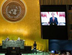 Jokowi Harapkan PBB Beri Jawaban pada Masalah yang Dihadapi Dunia