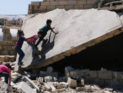 Badan Kemanusiaan: Anak-anak Terlantar di Suriah Terjebak dalam Kesengsaraan