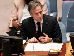 Blinken Serukan DK PBB Bantu Atasi Perubahan Iklim