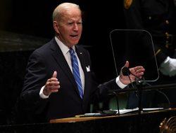 """Pidato di PBB, Biden Janji Tak Akan Mulai """"Perang Dingin"""" Baru"""