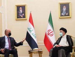 Presiden Irak Uraikan Keinginan untuk Menjalin Hubungan Baik dengan Tetangganya