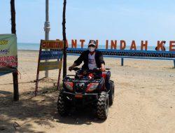 Pantai Indah Kemangi dibuka, Pengunjung Diminta Perlihatkan Kartu Vaksin