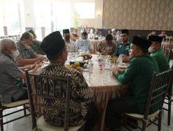 Bupati Bersama Wabup Terima Kunjungan Silaturrahim Pengurus  Al-Jam'iyatul Washliyah Asahan