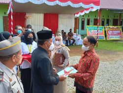 Bupati Sanggau Pimpin Upacara HUT UUPA, Ini Pesan Menteri Agraria