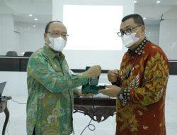 Kunker Komisi B DPRD Provinsi Sumut di Kabupaten Asahan