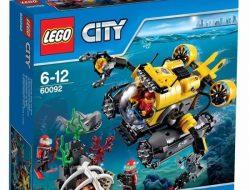 Mainan Lego Robot yang Cocok untuk Anak Usia 6 Tahun ke Atas