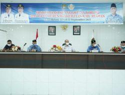Sosialisasi Keanggotaan Korpri dan BPJS Ketenagakerjaan Kabupaten Asahan